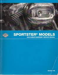 2008 sportster models service manual harley davidson motor