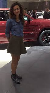 2016 Paris Motor Show Girls Need We Say More Carsifu