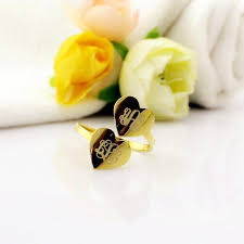Monogram Rings Gold 27 Best Ns Love Jewelry Images On Pinterest Names Necklaces And