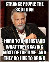 Scottish Meme - people the scottish