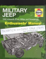 military jeep 1940 onwards ford willys and hotchkiss