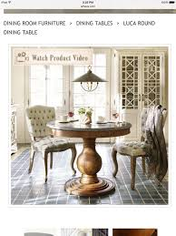 arhaus tuscany trestle table dining room pinterest trestle