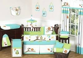 Crib Bedding Toys R Us Owl Baby Bedding 7 Pieces Baby Bedding Set Purple Embroidery