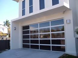 innovated sliding garage doors enhancing the minimalist home