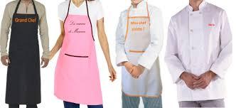 vetements de cuisine vêtements personnalisés chez artdecoprint artdecoprint