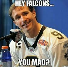 Saints Falcons Memes - atlanta falcons lose to new orleans saints funny memes rolling out