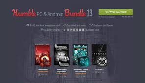 bundle android three added to the humble pc and android bundle 13 digit in