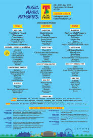 t in the park line up 2016