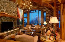Ski Lodge Interior Design Ski Lodge