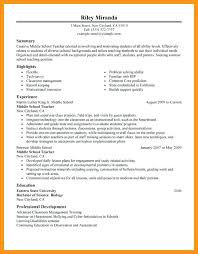 sample resume teaching position u2013 topshoppingnetwork com