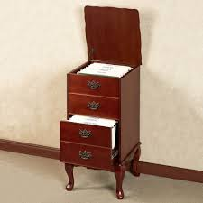 Office Designs Vertical File Cabinet by Queen Anne Filing Cabinet