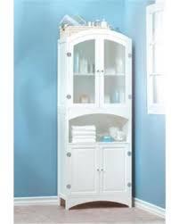 bathroom linen cabinet with glass doors don t miss this deal swm 35014 wood white glass door bathroom linen