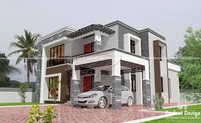 modern contemporary home designs u2013 kerala home design