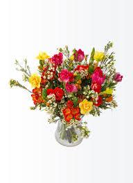 spring flower a vivid bouquet of spring flowers u2013 send flowers riga