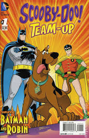 scooby doo team 2013 dc comic books