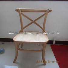 Stacking Banquet Chairs New Design Oak Wood Stacking Cross Back Banquet Chair Global Sources