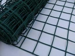 50mm mesh 0 5mx5m roll garden fencing clematis mesh plastic