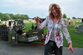 zombie hunter jeep zombie hunter 1946 willys jeep cj2a