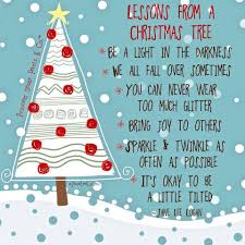 lessons from a christmas tree be a light in the darkness we