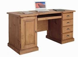 bureau en pin massif acheter bureau informatique pin massif destiné à acheter un bureau