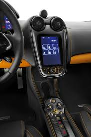 mclaren supercar interior mclaren 570s sports series supercar officially unveiled