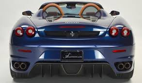 f430 buying guide tour de blue 2006 f430 spider for sale