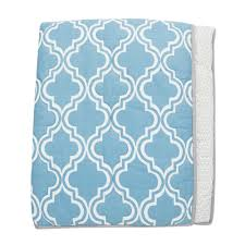 Teal Coverlet Ryan Mix U0026 Match Collection By Lambs U0026 Ivy Lambs U0026 Ivy