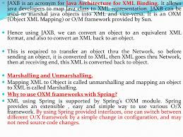 Xml Mapping Spring Framework Ppt Download