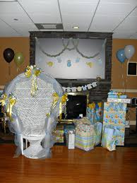 Baby Shower Centerpieces For Boy by Peanut And Elephant Baby Shower Project Nursery