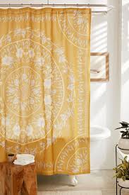 Sunflower Yellow Curtains by Best 25 Shower Curtains Ideas On Pinterest Bathroom Shower