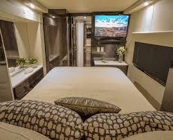 Luxury Caravan What Does A Luxury Carbon Fibre Caravan Look Like On The Inside