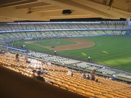 Dodger Stadium Seat Map Los Angeles Dodgers Seating Guide Dodger Stadium Rateyourseats Com