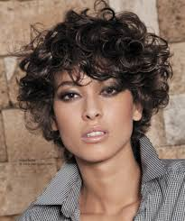 loose perms for short hair what you should know about perming your hair beautyeditor
