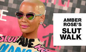 Slut Memes - amber rose s slut walk why is it happening highsnobiety