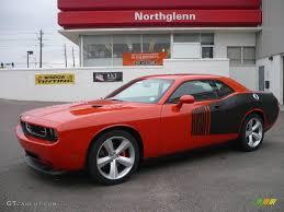 Dodge Challenger Orange - 2009 hemi orange dodge challenger srt8 7694508 gtcarlot com