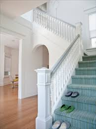 Painting Banisters Ideas Making Stairs Safe