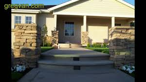outdoor stairs lighting low voltage stair lighting tips exterior concrete stair