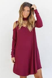 cold shoulder dress carnegie burgundy cold shoulder dress amazing lace