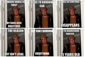 Scumbag Steve Meme - what students are talking about today november 27th edition