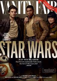 Vanity Fair Chapter Summaries Cast Of Star Wars The Last Jedi Takes Over Vanity Fair And It U0027s