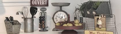 accesoir cuisine objets déco cuisine accessoires ambiance rétro vintage