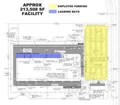 Fedex Ground Map Fedex Ground Comes To Mossy Head Industrial Park