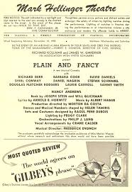 Plain And Fancy Plain And Fancy 1955