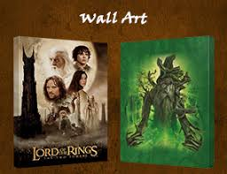 Lord Of The Rings Decor The Hobbit Merchandise The Lord Of The Rings Merchandise