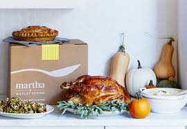 meal kit companies offer thanksgiving in a box food business news