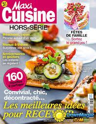 maxi cuisine magazine maxi cuisine hors série avril mai 2017 no 19 pdf