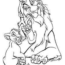 lion king drawing kids