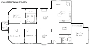 great room plans simple family house plans design 5 house plans with big great