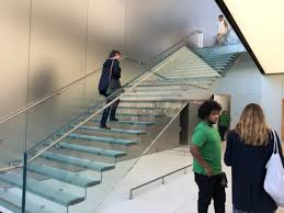 stair case apple store san francisco u0027s 1 million stairs business insider