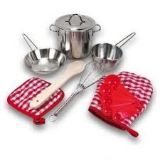 ustensiles cuisine enfants batterie d ustensiles de cuisine enfant 13 pièce